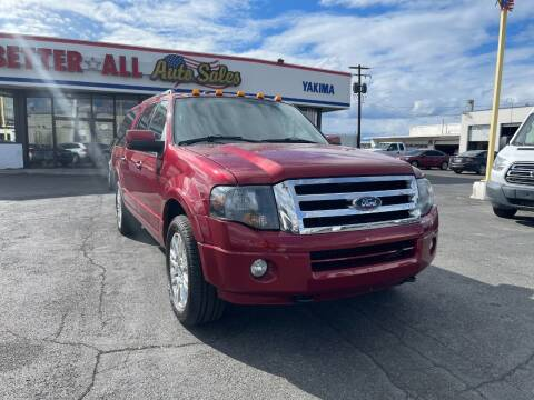 2014 Ford Expedition EL for sale at Better All Auto Sales in Yakima WA