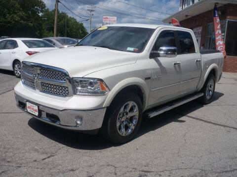 2016 RAM Ram Pickup 1500 for sale at Charlies Auto Village in Pelham NH