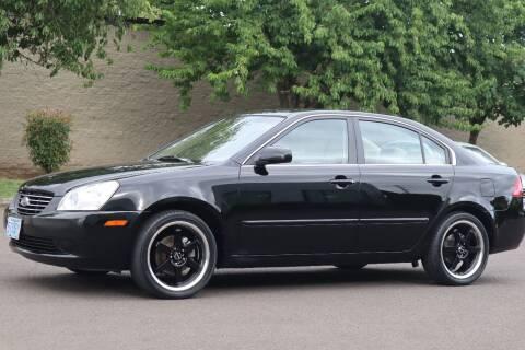2008 Kia Optima for sale at Beaverton Auto Wholesale LLC in Hillsboro OR