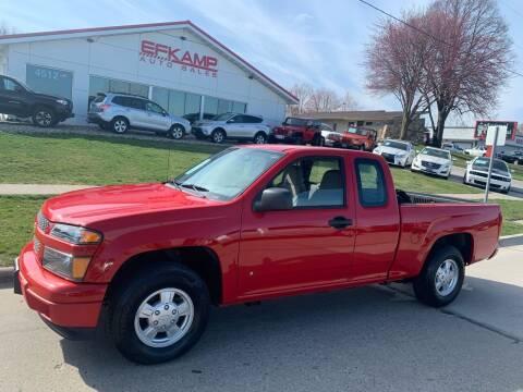 2008 Chevrolet Colorado for sale at Efkamp Auto Sales LLC in Des Moines IA