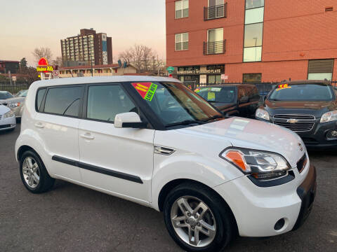 2011 Kia Soul for sale at Sanaa Auto Sales LLC in Denver CO