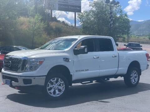 2017 Nissan Titan XD for sale at Lakeside Auto Brokers in Colorado Springs CO