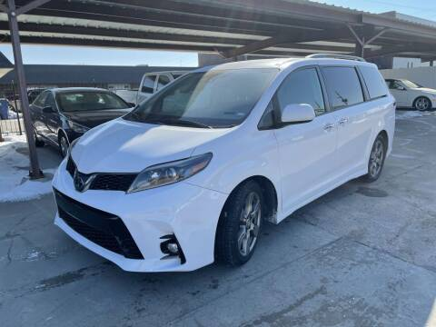 2019 Toyota Sienna for sale at Kansas Auto Sales in Wichita KS