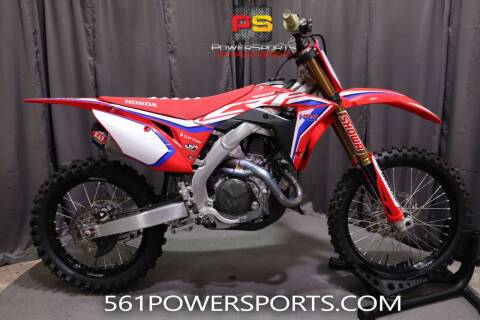 2020 Honda CRF450RWE for sale at Powersports of Palm Beach in Hollywood FL