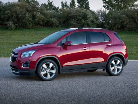 2016 Chevrolet Trax for sale at Legend Motors of Detroit - Legend Motors of Ferndale in Ferndale MI