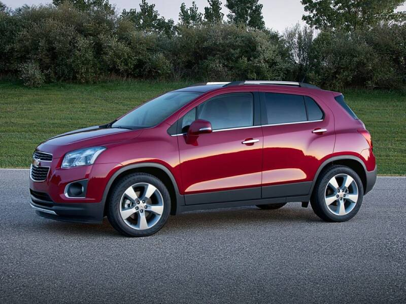 2015 Chevrolet Trax for sale at Sundance Chevrolet in Grand Ledge MI