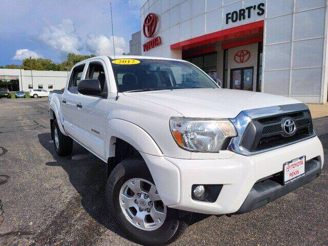 2012 Toyota Tacoma for sale at Auto Smart of Pekin in Pekin IL