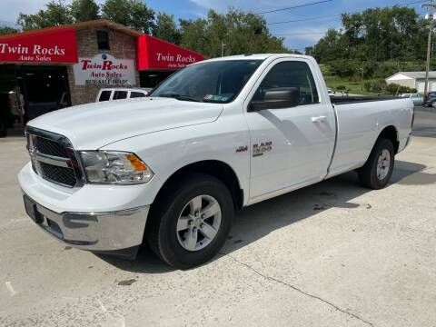 2019 RAM Ram Pickup 1500 Classic for sale at Twin Rocks Auto Sales LLC in Uniontown PA