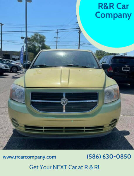 2010 Dodge Caliber for sale at R&R Car Company in Mount Clemens MI