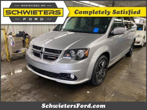2019 Dodge Grand Caravan for sale at Schwieters Ford of Montevideo in Montevideo MN