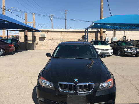 2008 BMW 3 Series for sale at Autos Montes in Socorro TX
