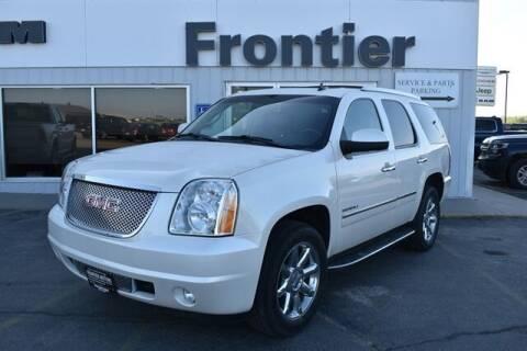 2011 GMC Yukon for sale at Frontier Motors Automotive, Inc. in Winner SD