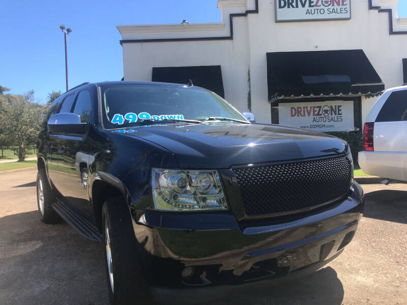 2008 Chevrolet Tahoe for sale at DRIVE ZONE AUTOS in Montgomery AL