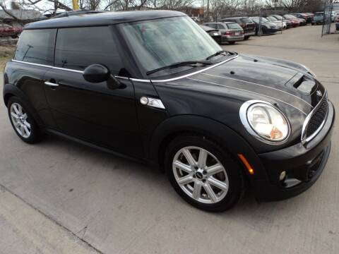 2013 MINI Hardtop for sale at SPORT CITY MOTORS in Dallas TX