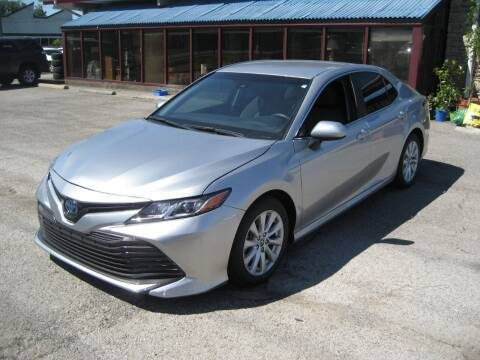 2018 Toyota Camry for sale at Import Auto Connection in Nashville TN