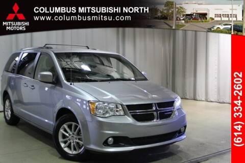 2019 Dodge Grand Caravan for sale at Auto Center of Columbus - Columbus Mitsubishi North in Columbus OH