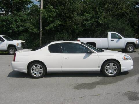 2006 Chevrolet Monte Carlo for sale at Premier Motor Co in Springdale AR