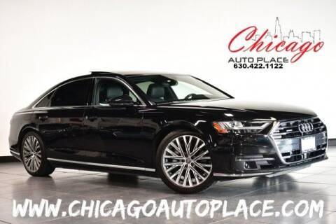 2019 Audi A8 L for sale at Chicago Auto Place in Bensenville IL