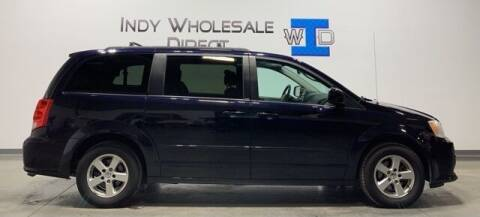 2011 Dodge Grand Caravan for sale at Indy Wholesale Direct in Carmel IN