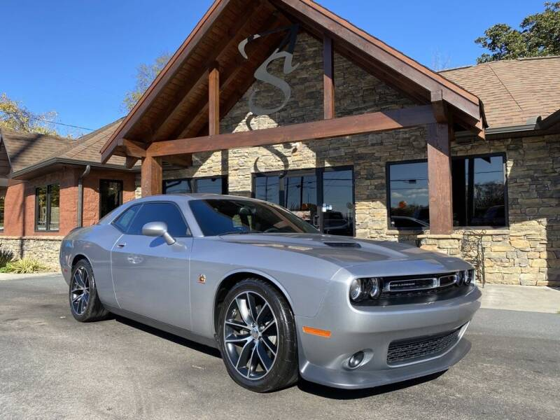 2016 Dodge Challenger for sale at Auto Solutions in Maryville TN