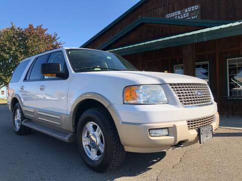 2006 Ford Expedition for sale at Coeur Auto Sales in Hayden ID