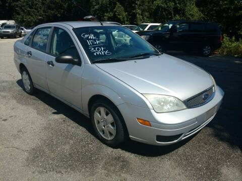 2006 Ford Focus for sale at Auto Brokers of Milford in Milford NH