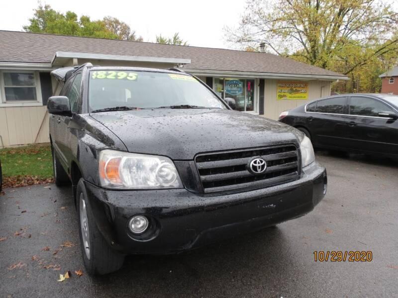 2007 Toyota Highlander AWD Limited 4dr SUV w/3rd Row - Reynoldsburg OH