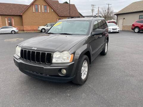 2005 Jeep Grand Cherokee for sale at Approved Automotive Group in Terre Haute IN