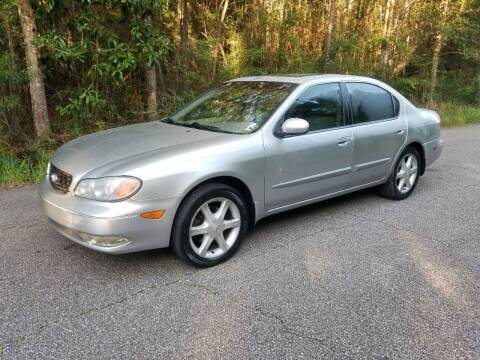 2003 Infiniti I35 for sale at J & J Auto Brokers in Slidell LA