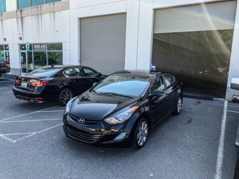 2011 Hyundai Elantra for sale at Super Bee Auto in Chantilly VA