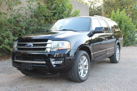 2017 Ford Expedition EL for sale at Flash Auto Sales in Garland TX