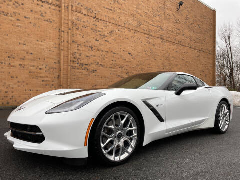 2016 Chevrolet Corvette for sale at Vantage Auto Wholesale in Lodi NJ