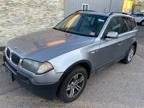 2004 BMW X3 for sale at MFT Auction in Lodi NJ