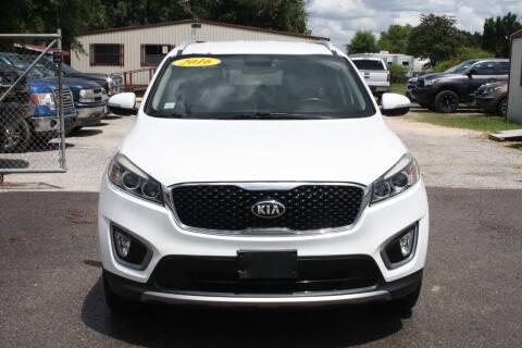 2016 Kia Sorento for sale at Fabela's Auto Sales Inc. in Dickinson TX