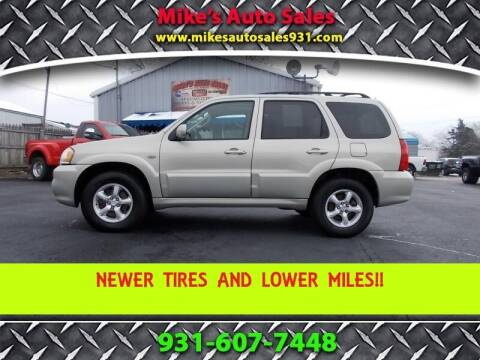 2006 Mazda Tribute for sale at Mike's Auto Sales in Shelbyville TN