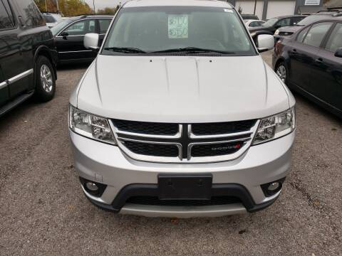 2013 Dodge Journey for sale at Integrity Auto Sales in Brownsburg IN