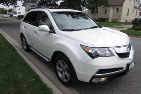 2013 Acura MDX for sale at First Choice Automobile in Uniondale NY
