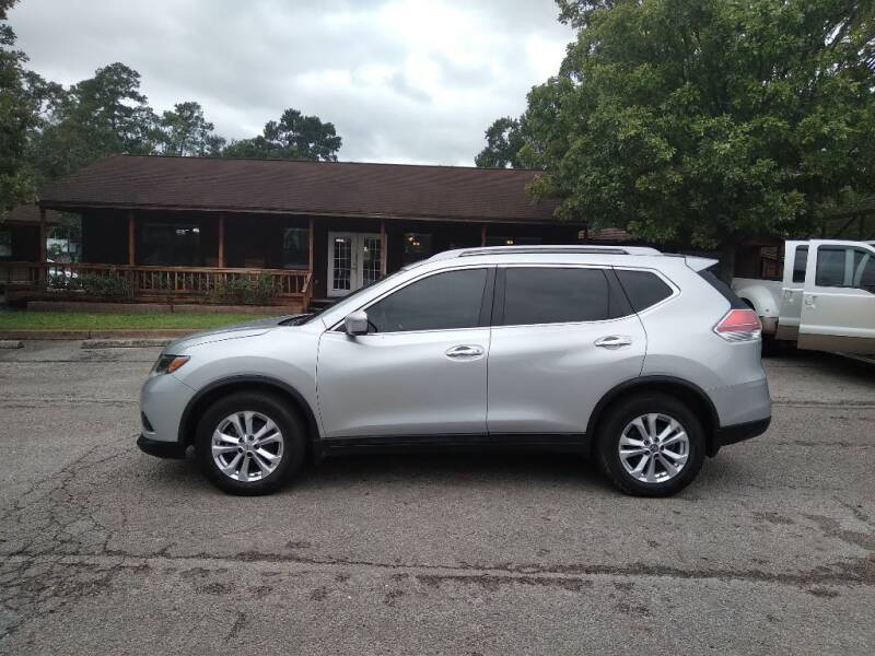 2014 Nissan Rogue for sale at Victory Motor Company in Conroe TX