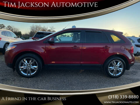 2014 Ford Edge for sale at Auto Group South - Tim Jackson Automotive in Jonesville LA