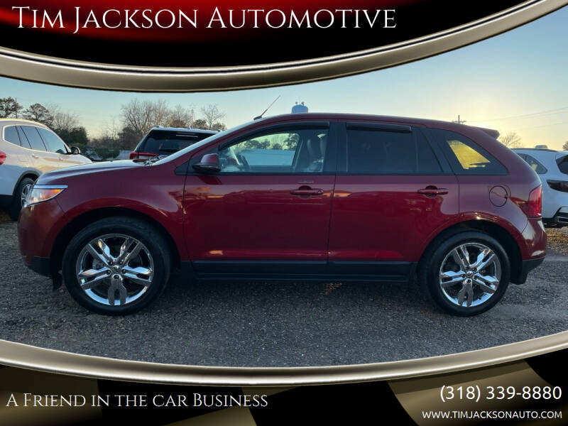 2014 Ford Edge for sale at Tim Jackson Automotive in Jonesville LA