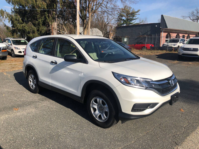 2016 Honda CR-V for sale at Chris Auto Sales in Springfield MA
