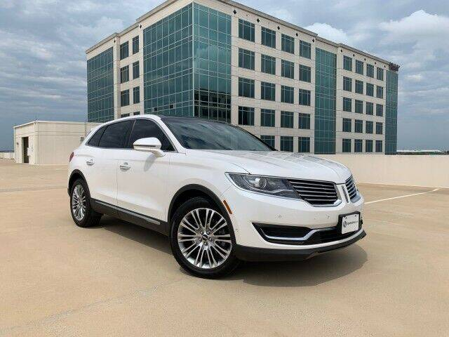 2017 Lincoln MKX for sale at SIGNATURE Sales & Consignment in Austin TX