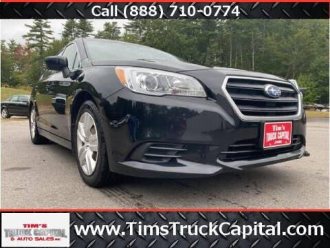 2016 Subaru Legacy for sale at TTC AUTO OUTLET/TIM'S TRUCK CAPITAL & AUTO SALES INC ANNEX in Epsom NH