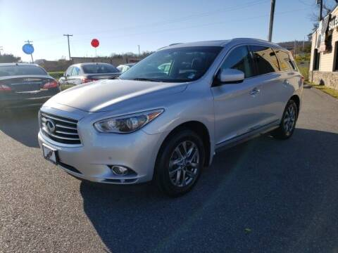 2013 Infiniti JX35 for sale at Hi-Lo Auto Sales in Frederick MD