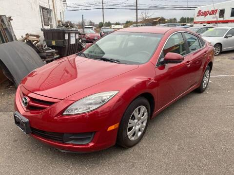 2009 Mazda MAZDA6 for sale at East Windsor Auto in East Windsor CT