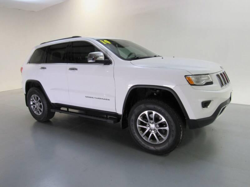 2014 Jeep Grand Cherokee for sale at Salinausedcars.com in Salina KS
