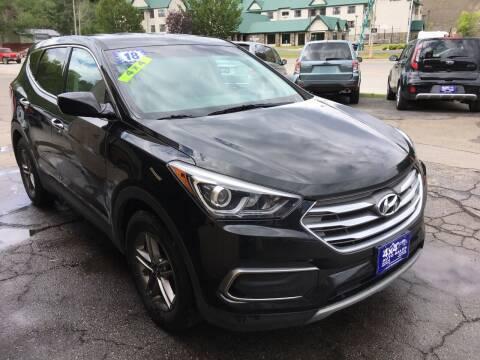 2018 Hyundai Santa Fe Sport for sale at 4X4 Auto in Cortez CO
