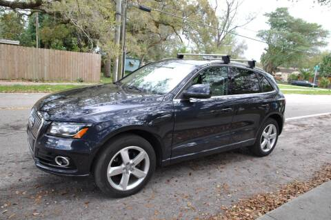 2012 Audi Q5 for sale at INTERNATIONAL AUTO BROKERS INC in Hollywood FL