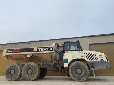 2016 Terex TA300 6x6 30 Ton
