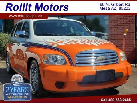 2008 Chevrolet HHR for sale at Rollit Motors in Mesa AZ